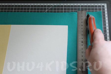 папка своими руками в технике скрапбукинг